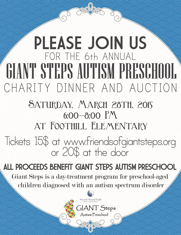 2015 Giant Steps Auction
